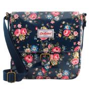 Cath Kidston Oilcloth Cross Body Mini Satchel Bag 16SS Latimer Rose