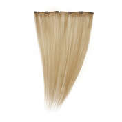 Love Hair Extensions Deluxe Human Hair Clip In Extension, Sahara Blonde 35 g