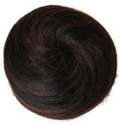 PRETTYSHOP 100% Human Hair UP DO Ballerina Knoten Donut Bun Topknot Scrunchie Hairpiece Ponytail H311l