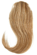Love Hair Extension Human Hairs Clip In Side Fringe, Colour 18 Ash Blonde