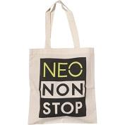 Adidas NEO Shopper Book Bag Womens Canvas Tote Bag New