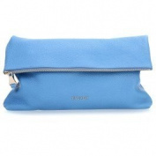 Escada Clutch Bag light blue