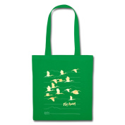 Fly Away Animal Planet Tote Bag by Spreadshirt
