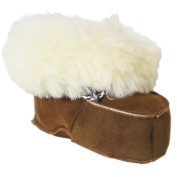 Brubaker Baby Booties - Fluffy Sheepskin Shoes - Fur Lined -Various Colours and Models 0-24 months
