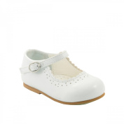 Infant Girls Spanish Style Christening Wedding Party Walkiing Shoes