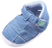 Baby Toddler Cut Out First Walkers Shoes Canvas Soft Sneaker Shoes