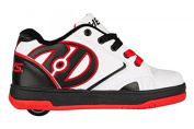 Heelys Propel 2 Shoes - White/ Black/ Red