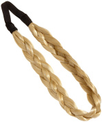 Love Hair Extensions Double Braid Band, Colour M2460 Sunlight Blonde/Pure Blonde