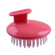 SelfTek Hair Shampoo Massage Brush Body Washing Hair Massage Comb Scalp Body Massager Brush