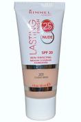 Rimmel London Rimmel Lasting Finish Foundation Skin Perfect 30ml Classic Beige [#201] 25Hr SPF20