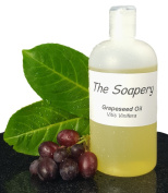 Grapeseed oil 500ml - Cosmetic Grade - Also a Carrier Oil for Massage and Aromatherapy