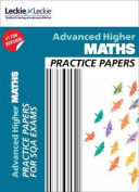 CfE Advanced Higher Maths Practice Papers for SQA Exams