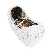 Isabella Alicia Born To Be Wild Tiger Izzy Pod Moses Basket