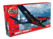 Airfix 1/72 Shorts Tucano T. .  mLest We Forget' Limited Edition # 73011