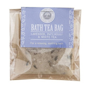 Lavender, Patchouli and White Tea Bath Tea Bag