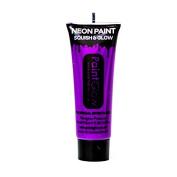 UV Neon Face & Body Paint, Violet