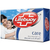 Lifeboy Care 4 Pack Soap 260 g