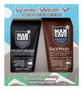 ManCave Natural Supreme Skin Care Gift Set