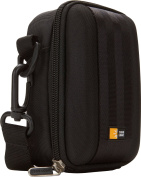 Case Logic QPB202 Hard Shell Case for Medium Sized Digital Cameras and Small Camcorders