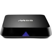 BQEEL M8S Android TV Box 2G/8G Dual band 2.4G/5G wifi Android 4.4 Amlogic S812 Chip 4K XBMC Full HD Smart tv box