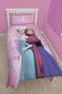 Disney Frozen Elsa Anna 'Spring' Single Panel Duvet Cover