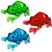 Squeezy Frog Squidgy Sensory Toy - Fiddle Fidget Stress Sensory Autism ADHD