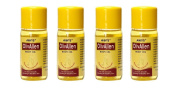 Pack of 4 - Allen's OlivAllen Body Oil - For Soft, Smooth, Glowing & Healthy Skin - 100ml