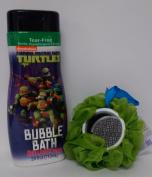 Nickelodeon Teenage Mutant Ninja Turtles Bubble Bath Bundle 710ml