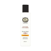 Roots & Wings Shower Wash Sweet Orange & Rose Geranium 250ml
