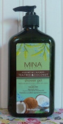 Mina Organics Essential Blends Tea Tree & Coconut Shower Gel, 530ml