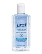Alcohol Gel Purell 120ml - Item Number 9651-24 - 24 Each / Case -
