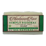 Akinlawon Rose Simply Natural Soap