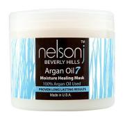 Nelson j Beverly Hills Argan Oil 7 Moisture Healing Mask - Scent