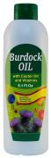 Burdock Oil with Castor Oil and Vitamins 5.1 fl oz/150ml