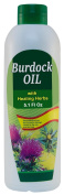 Burdock Oil with Healing Herbs (Extracts Of Inula root, Coltsfoot, Burr Marigold) 5.1 fl oz/150ml