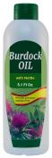 Burdock Oil with Nettle 5.1 fl oz/150ml