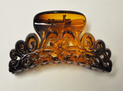 Large Size Plastic Vine Swirl Jaw Claw Hair Clip