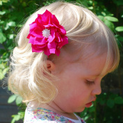 Flower Hair Clips Girls Hair Accessories Girls Hair Clips Kids Hairclips Barrettes Alligator Clips Flower Hair Accessories Toddler Hair Accessories Flower Girl Hair Accessories