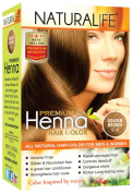 Naturalife Premium Golden Brown Henna Powder