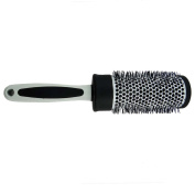 Babila Fine Professional Big Hot and Curl Hair Brush Unisex Hairstyle Comb Blow Drying Hairbrush 1 Pc