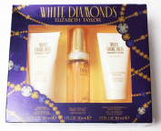 Elizabeth Taylor White Diamonds 3 Piece Gift Set