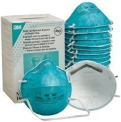 3M 1860 Medical Mask N95 by 3M by ppmarket