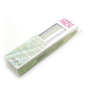 OPI Nail Files Set Collection Pack 120/150, 180, 240, 1000 / 4000, 220 / 280, 100 / 180 File / Kit in Bulk (6 Pcs) by OPI
