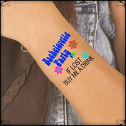Temporary Tattoo 4 Bachelorette Party Ultra Thin Quality Tattoos