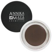 Annika Maya Brow Balm - Deep Brunette