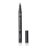 Eye Studio Master Precise Liquid Eyeliner Brush Liner, Black, 0ml