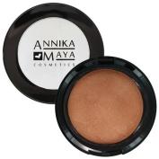 Annika Maya Baked Bronzing Powder - Fiji