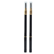 2x Professional Eyebrow Pencil Waterproof Automatic Womens