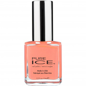 Bari Pure Ice Nail Polish, 1060 Happy Hour (Coral), 15ml