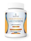 High Potency Liposomal Glutathione Vitamin C 750mg 90Capsules